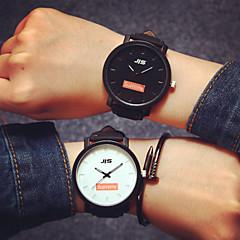 Fahion Lovers Quartz Watches Men Luxury Brand Leather Strap Lovers Women Dress Watch Vintage Geneva Relogios Wristwatch Cool Watches Unique Watches