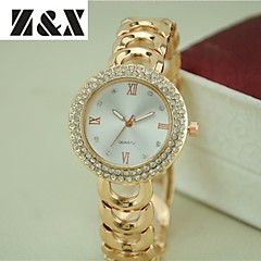 Women's Fashion  Alloy Quartz Analog Rhinestone Watch(Assorted Colors) Cool Watches Unique Watches