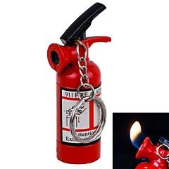 la conception d'extinction métal de feu matériel flamme nue gonflable seule flamme plus léger