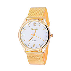 New Casual Fashion Business Stainless Steel Waterproof Wristwatch Dress Watches Geneva Watches Reloj Watch