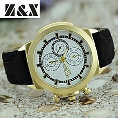 Men's Fashion Personality Quartz Analog Spinning Bracelet Watch(Assorted Colors) Cool Watch Unique Watch