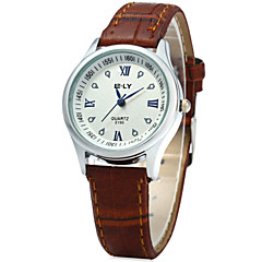 IE-LY E195 Double Scales Female Quartz Watch