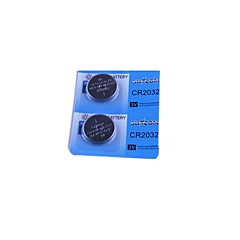 2Pcs CR2032 Button Cell for Cycling light