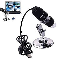 500x usb microscópio digital câmera endoscópio ampliador preto