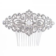 Bridal Hairpins Rhinestone Vintage Hair Combs Wedding Hair Jewelry Accessories Pageant Headpiece