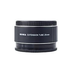 S25a-af de la tube d'extension macro aluminium kooka pour appareils Sony 25mm reflex
