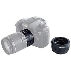 кк-c68p автофокусировка AF MACRO Удлинитель Набор для Canon (12мм 20мм 36мм) 60d 70d 5D2 5D3 7d 6d 650D 600D 550D