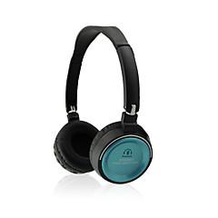 1 bt stereo kablosuz bluetooth v3.0 kulaklık dijital 4& iphone samsung için mikrofon tf kart fm radyo ile kablolu kulaklık