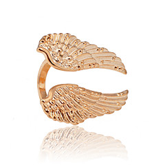 European Style Fashion Wing Alloy Ring
