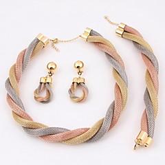Vintage / Schattig / Feest / Informeel - Ketting / Oorbel / Armband (Legering)voor Dames