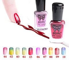 Temperature Change/Gradient Color Soak-off Nail Polish(11ml,1-10# Color Available)