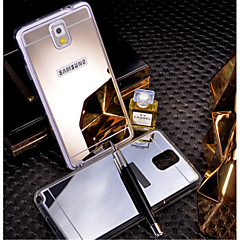 Mirror Acrylic Back Case for Samsung Noto3/Noto4/Noto5