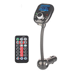 Car MP3 Audio Player Bluetooth FM Transmitter With  Wireless FM Modulator Car Kit HandsFree LCD Screen USB Charger