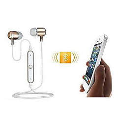 bluetooth v4.0 sportive in-ear casque stéréo pour iPhone6 ​​/ 6 plus / 5 / 5s / 5 htc et mobile pour iPhone 6 samsung samsung s4