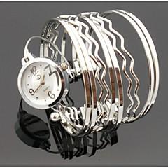 Dames Modieus horloge Kwarts Legering Band Zilver / Goud Merk-