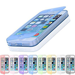 Screen Touch Soft Full Cover Case for iPhone 5/5S(Assorted Colors)