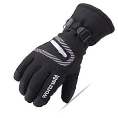 Marsnow Waterproof Skiing Gloves Women Snowboard Keep Warm Gloves Men Snowboarding Gloves 6-14 Years Boy Girls 808