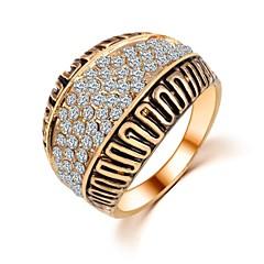 Damskie Obrączki biżuteria kostiumowa Cyrkon Biżuteria Na Ślub Impreza Codzienny Casual