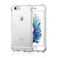 Για iPhone X iPhone 8 iPhone 7 iPhone 7 Plus iPhone 6 iPhone 6 Plus Θήκες Καλύμματα Ανθεκτική σε πτώσεις Διαφανής Πίσω Κάλυμμα tok