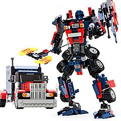 автоботов модель собрать кирпичи toysgudi строительные блоки фильм Transfor игрушка робот задница игрушки детские игрушки blebee 8713