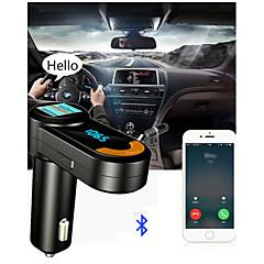 Bluetooth FM-Transmitter, universelle drahtlose FM-Transmitter / MP3-Player / Kfz-Ladegerät