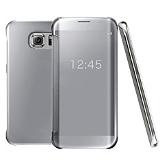 Per Samsung Galaxy S7 Edge Placcato Custodia Integrale Custodia Tinta unita PC SamsungS7 Active / S7 plus / S7 edge plus / S7 edge / S7 /