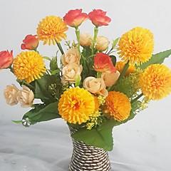 Silkki / Muovi Ruusut / Syreenit Keinotekoinen Flowers