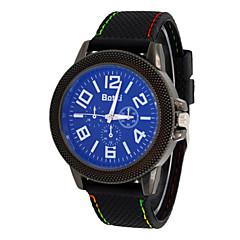 Men's Watch Blu Ray Mirror Leisure Men's Sports Watch Wrist Watch Cool Watch Unique Watch