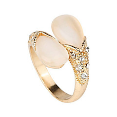 Crystal / Alloy / Resin Ring Midi Rings Wedding / Party / Daily / Casual 1pc