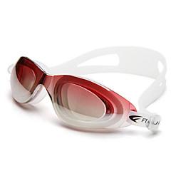 Úszás Goggles Páramentesítő Állítható méret UV-védő Polarizált lencse Vízálló Szilícium-dioxid gél PC Fekete Kék VilágoszöldFekete Kék