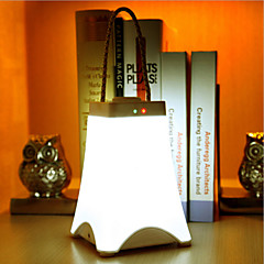 LED-nachtlampje draagbare hanglamp oplaadbare energiebesparende usb kant lamp noodverlichting (assorti kleur)
