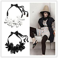 NANA Luxury Brand Fashion Necklace Temperament Gorgeous Flowers