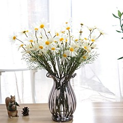 İpek Papatyalar Yapay Çiçekler