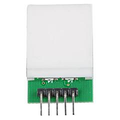 portato touch capacitivo chiave modulo switch autobloccante w / blu / retroilluminazione di colore giallo per Arduino