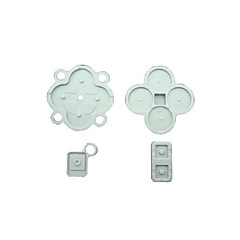 Button Keypad Contact Rubber Pad Repair Replacement for Nintendo DSi NDSi Game
