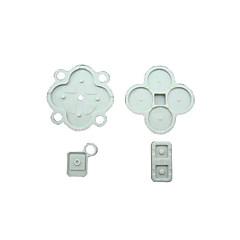 Vaihdettavat osat-#-NDSILL-Mini-Nintendo DS-Nintendo DS-Audio ja video-Polykarbonaatti