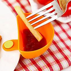 Multifunction Seasoning Dish with Extension Bracket (Random Color)