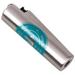 clipper mode cigarett påfyllningsbara butangas metall utbytbara tank tändare