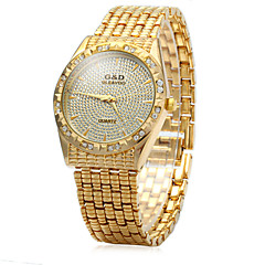 Diamond Quartz Watch for Fashionable Women's Stainless Steel Belt Cool Watches Unique Watches