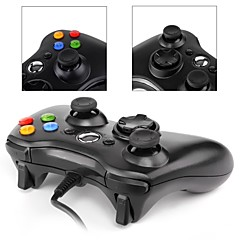 # - X3-PC001BW - Gaming Handvat - Metaal / ABS - USB - Kabels en Adapters - voor Xbox 360 / PC -