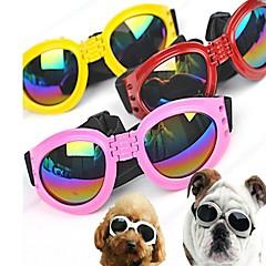 Perros Gafas de Sol / Ropa / Ropa Rojo / Negro / Blanco / Rosado / Amarillo Primavera/Otoño A Prueba de Agua