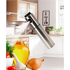 Stainless Steel Olive Mister Oil Spray Pump Fine Bottle Sprayer Pot Cooking Roast Bake Tools Dispenser Cookware Kitchen