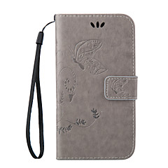 Butterflies Leather Wallet for Samsung Galaxy S3/S3mini/S4/S4mini/S5/S5mini/S6/S6Edge/S6Edge+/S7/S7Edge/S7 Plus/S7Edge +