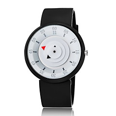 New Student Quartz Watch Silicone Lovely Watch Women Colorful Rotary Tablees Men Sports Clock Unisex Relojes Wrist Watch Cool Watch Unique Watch