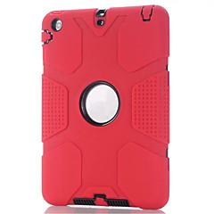 schokbestendig voor Apple iPad mini 1/2/3 heavy duty rubber harde geval dekking screen protector film
