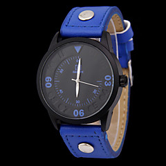 Men's Light Version Of The New Trend Of The Light Version Of The Simple Quartz Movement  Watches