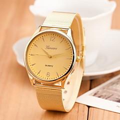 Men's Fashionable Quartz Watch Alloy Band Wrist Watch Cool Watch Unique Watch