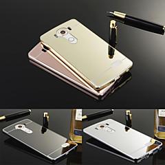 Για Θήκη LG Επιμεταλλωμένη / Καθρέφτης tok Πίσω Κάλυμμα tok Μονόχρωμη Σκληρή Ακρυλικό LG LG V10