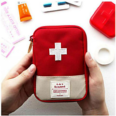 Travel Travel Bag / Travel Pill Box/Case Travel Storage Portable Fabric