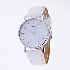 Women's Geneva Foreign Trade Fashion Belt Leather Watch (Assorted Colors)